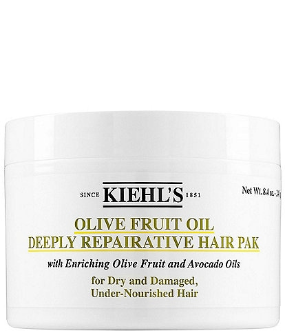 Kiehl's Since 1851 Olive Fruit Oil Deeply Repairative Hair Pak
