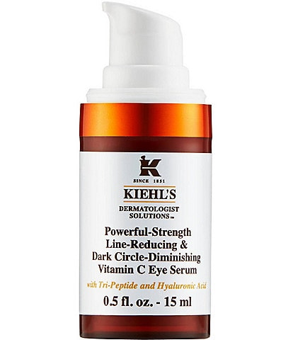 Kiehl's Since 1851 Powerful-Strength Dark Circle Reducing Vitamin C Eye Serum