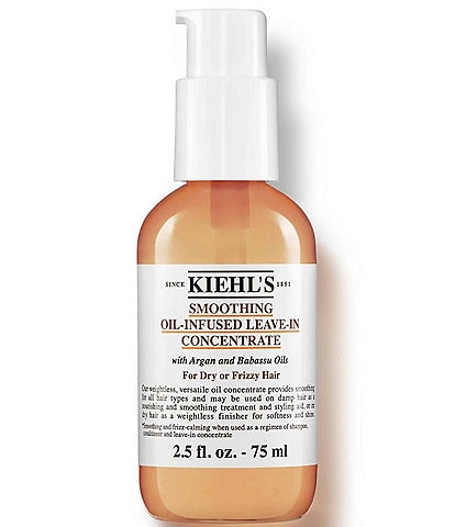 Kiehl's Since 1851 Smoothing Oil-Infused Leave-in Concentrate
