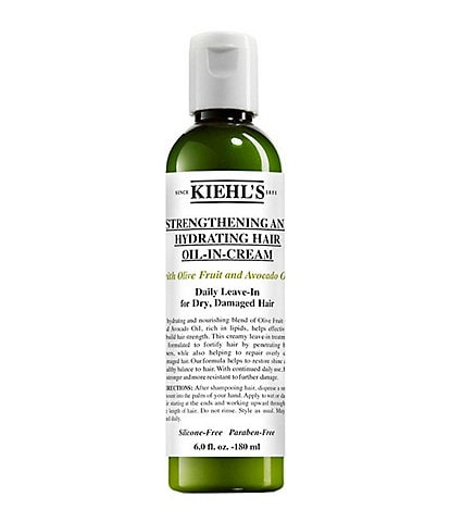 Kiehl's Since 1851 Strengthening and Hydrating Hair Oil-in-Cream