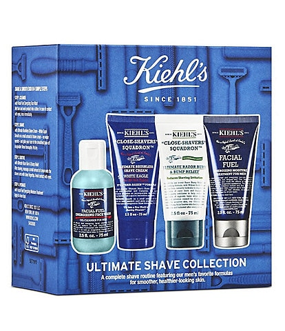 Kiehl's Since 1851 Ultimate Shave Collection Set for Men