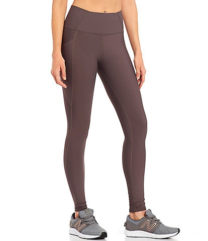 Kinesis High Rise Moisture Wicking Ankle Leggings