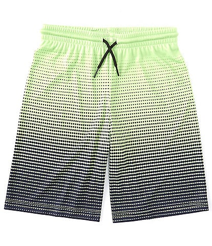 Kinetic by Class Club Big Boys 8-20 Pull-On Gradient Performance Shorts