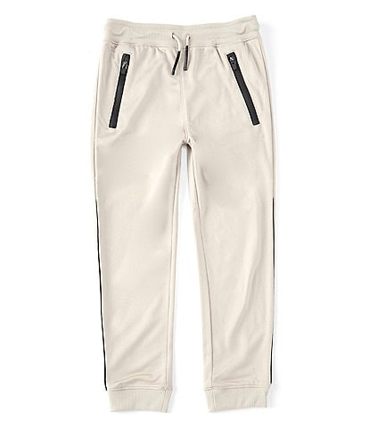 Kinetic by Class Club Little Boys 2T-7 Performance Tapered Jogger Pants