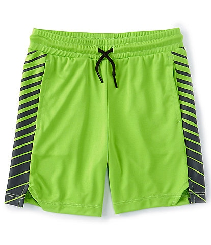Kinetic by Class Club Little Boys 2T-7 Pull-On Side Panel Performance Shorts