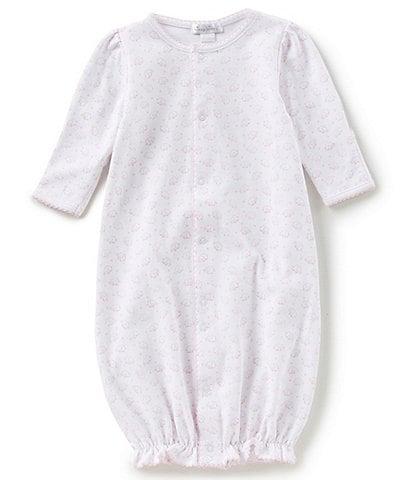 Kissy Kissy Baby Girls Preemie-Newborn Ele-Fun Printed Nightgown