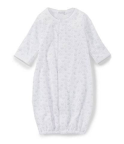 Kissy Kissy Baby Newborn Elephant Fun Printed Nightgown