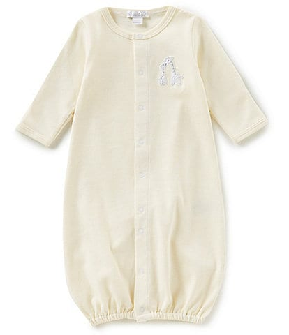 Kissy Kissy Baby Newborn Giraffe Generations Nightgown
