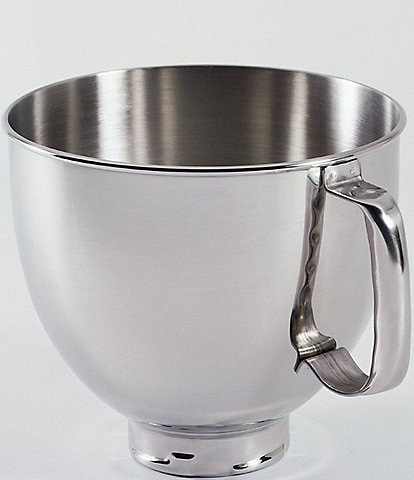 KitchenAid 5-Quart Handled Mixing Bowl Artisan Stand Mixer Attachment