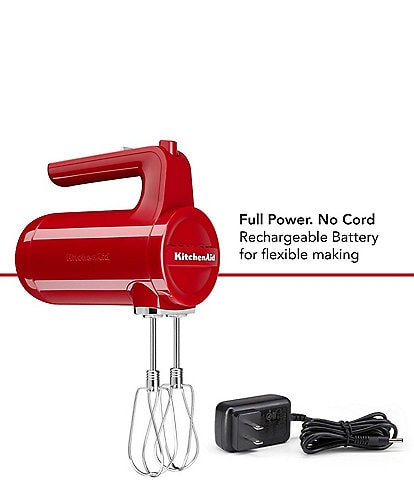 KitchenAid Cordless 7 Speed Hand Mixer