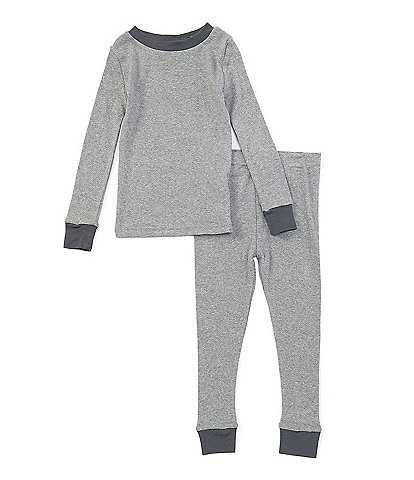 Komar Kids Little/Big Boys 4-12 Basic 2-Piece Pajamas Set