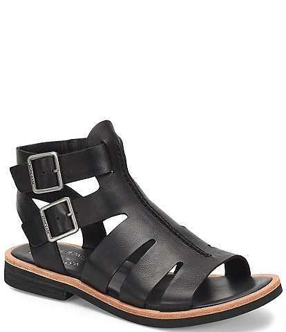 Kork-Ease Baltea Leather Gladiator Sandals