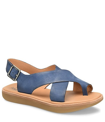 Kork-Ease Canoe Toe Ring Sandals