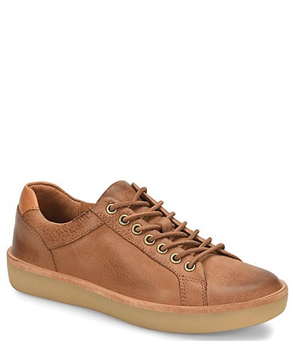 Kork-Ease Maddi Leather Low Top Sneakers