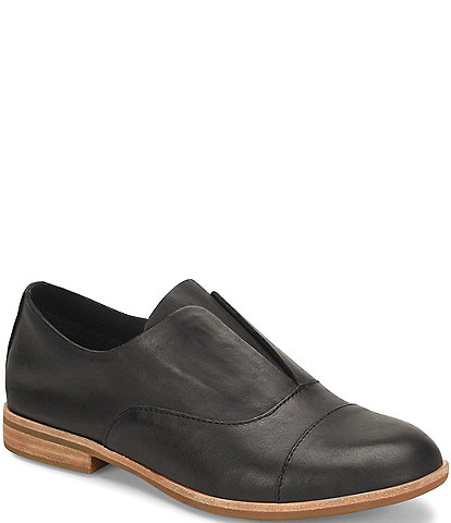 Kork-Ease Nottingham Leather Laceless Oxford Loafers