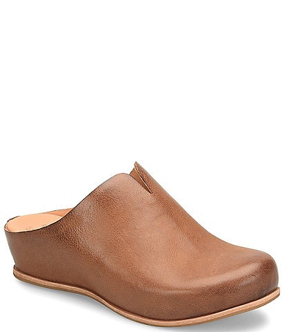 Kork-Ease Para Leather Mules