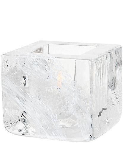 Kosta Boda Brick Glass Votive