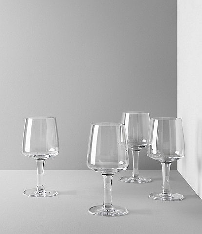 Kosta Boda Bruk 11 oz. Wine Glass, Set of 4