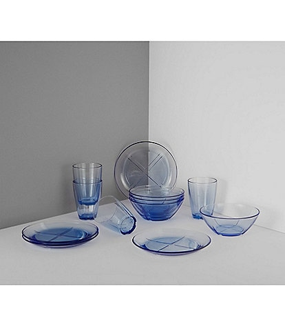 Kosta Boda Bruk 12-Piece Brunch Set