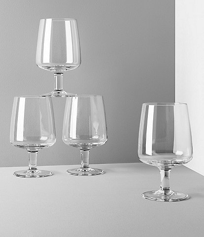 Kosta Boda Bruk Beverage 15-oz. Glass Set of 4