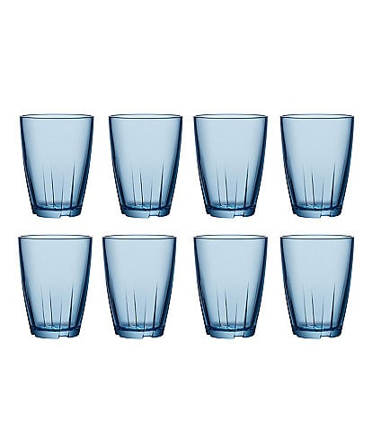 Kosta Boda Bruk Large Tumbler Set of 8
