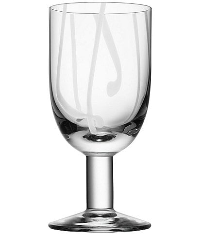 Kosta Boda Contrast Wine Glass