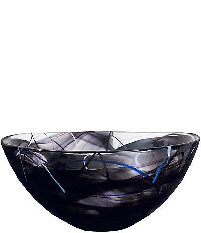 Kosta Boda Large Contrast Bowl