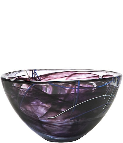 Kosta Boda Medium Contrast Bowl