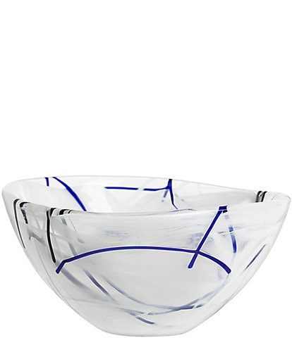 Kosta Boda Small Contrast Bowl