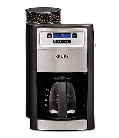 Krups Grind & Brew 10 Cup Coffee Maker
