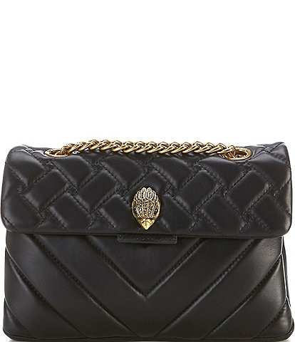 Kurt Geiger Kensington Quilted Shoulder Bag