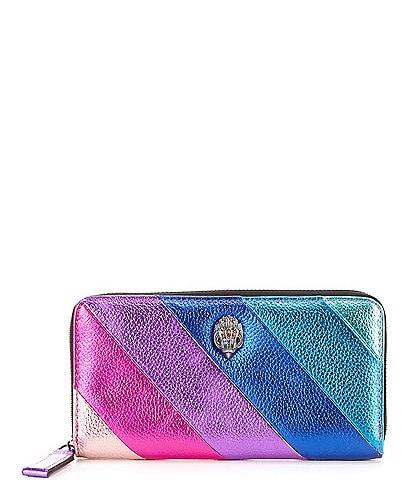 Kurt Geiger London Kensington Rainbow Wallet