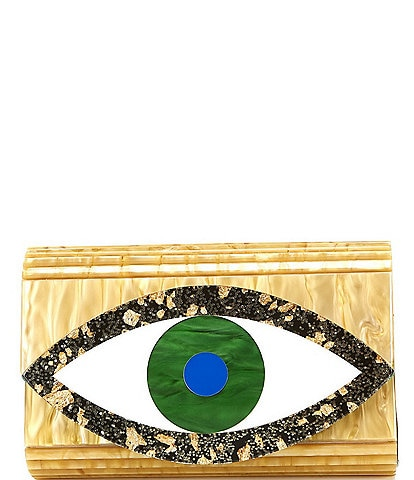 Kurt Geiger London Party Eye Clutch