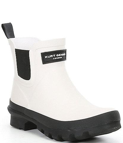 Kurt Geiger London Sleet Waterproof Rain Boots