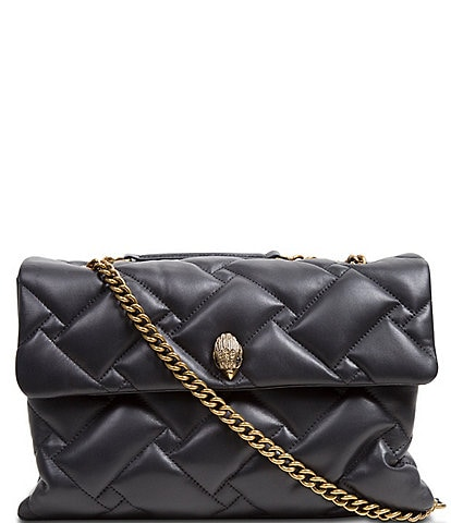 Kurt Geiger London XXL Soft Quilted Kensington Shoulder Bag