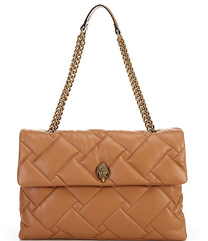 Kurt Geiger London XXL Soft Quilted Kensington Shoulder Bag