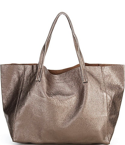 Kurt Geiger London Violet Horizontal Tote Bag
