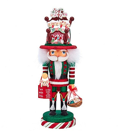 Kurt S. Adler Hollywood Collection Sugar Plum Dream Nutcracker