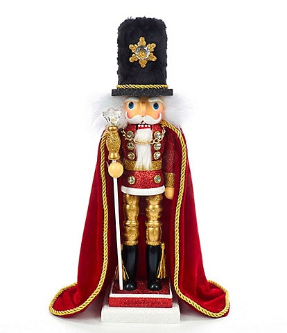 Kurt S. Adler Hollywood Collection Elegant Soldier Nutcracker