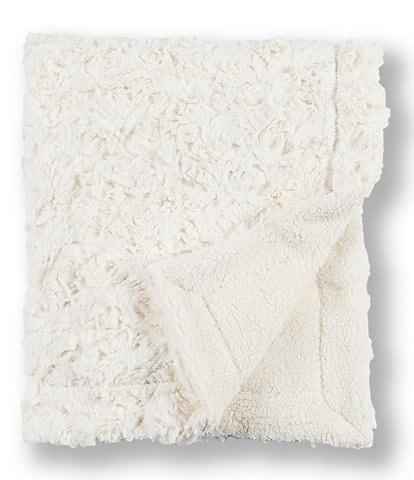 Kyle & Deena Baby Plush Cloud Receiving Blanket