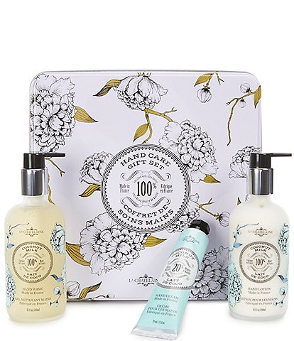 La Chatelaine Coconut Milk Hand Care Gift Set