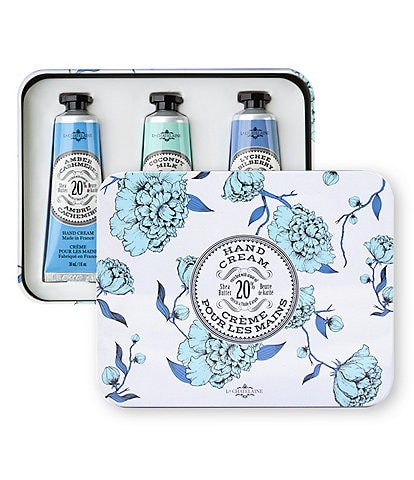 La Chatelaine Winter White Hand Cream Trio