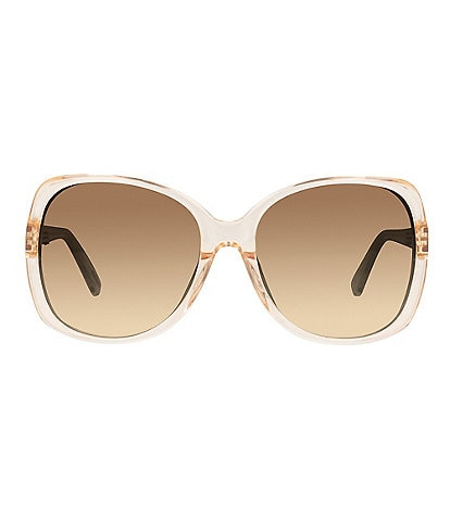 LA VITA Collection from Prive Revaux Finding Florence Butterfly 59mm Sunglasses