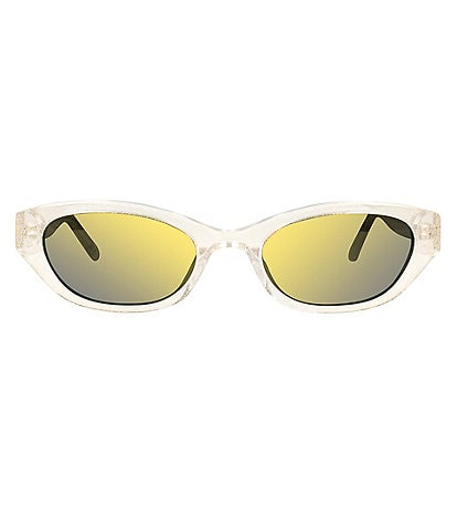 LA VITA Collection from Prive Revaux Very Venice Oval 54mm Sunglasses