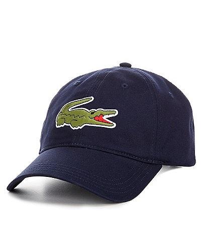 Lacoste Big Croc Logo Hat