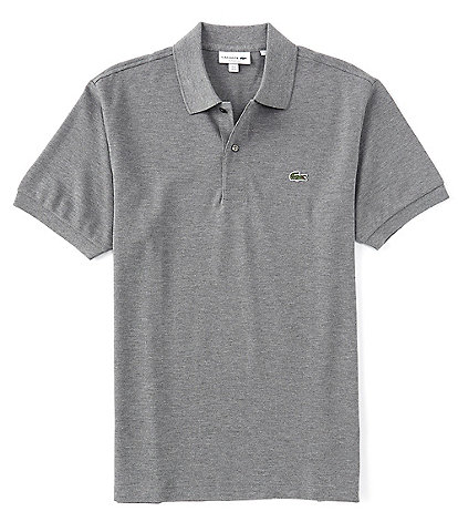 Lacoste Classic Chine Short-Sleeve Polo Shirt