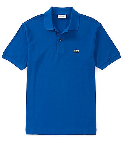 47e01ce37 Lacoste Classic Pique Short-Sleeve Polo Shirt
