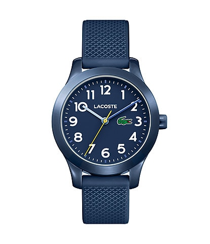 Lacoste Kid's Navy Silicone 12.12 Watch