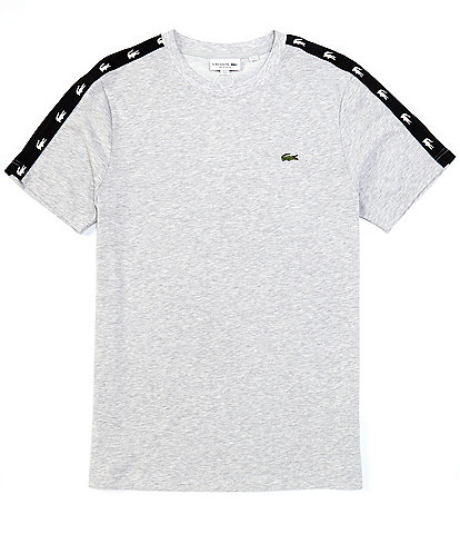 Lacoste Logo Bands Short-Sleeve Tee