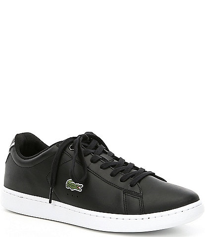 Lacoste Men's Carnaby Lace-Up Leather Sneakers